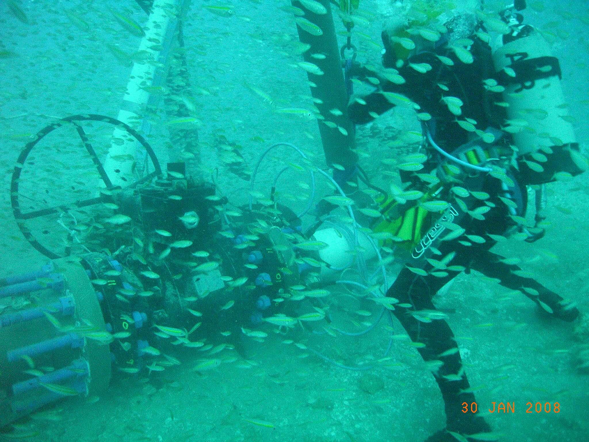 Sub Sea Bolt Tensioners